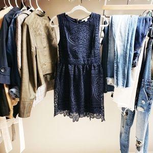 Dresses & Skirts - Womens Navy Dress